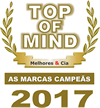 Top of Mind 2016 - Líder Contabilidade